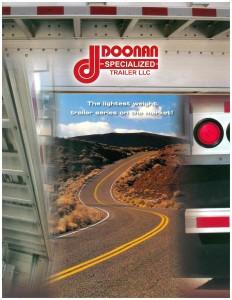 Doonan Trailer Literature