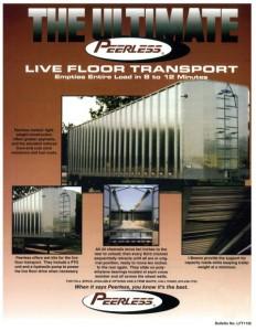 Live Floor Spec Sheet Cover