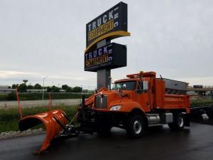 Sheboygan County Plow Truck