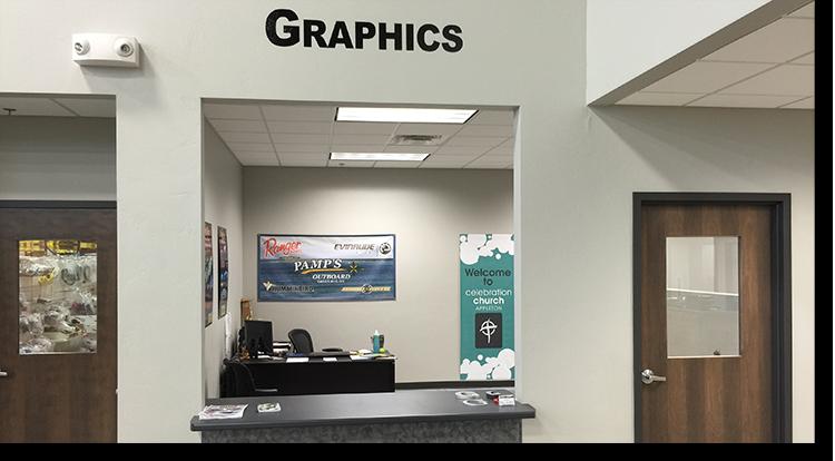 Graphics Shop Truck Equip Inc