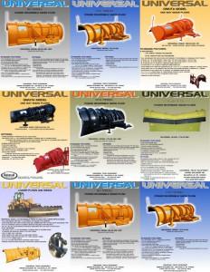 Universal Snow Plows (2)