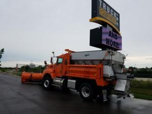 Sheboygan County Plow Truck2