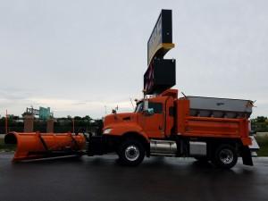 Sheboygan County Plow Truck3